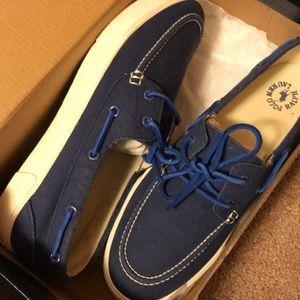 Polo Ralph Lauren Mens Boat Shoe